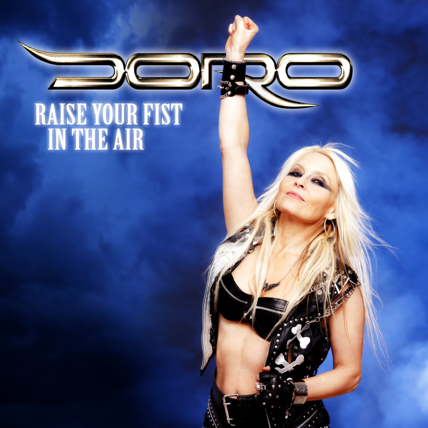 Doro Raise Your Fist In The Air CD and Digital Cover