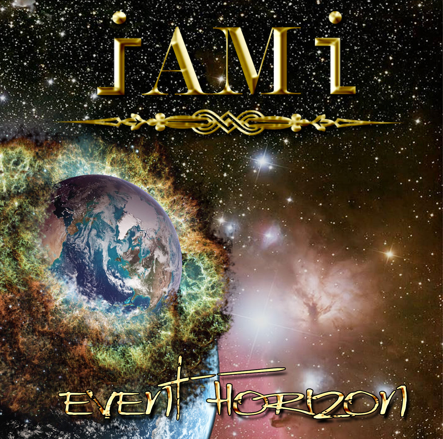 I Am I Event Horizon Artwork