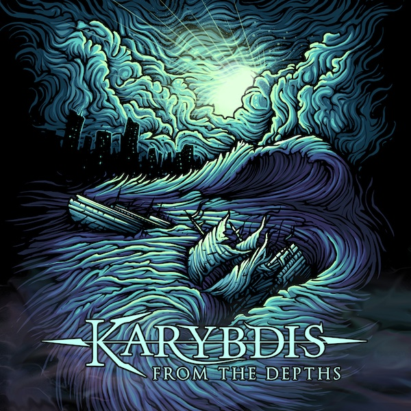 Karybdis From The Depths Artwork