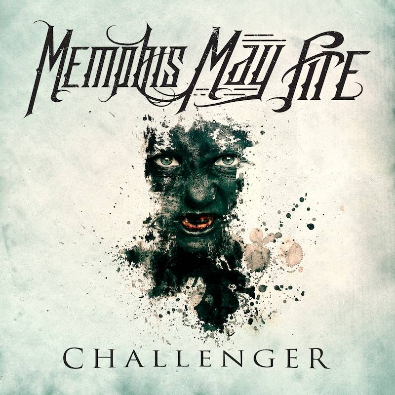 Memphis May Fire Challenger Artwork