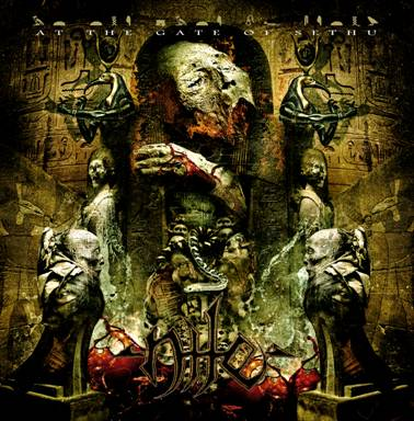 Nile At The Gate Of Sethu Jewel Case Artwork