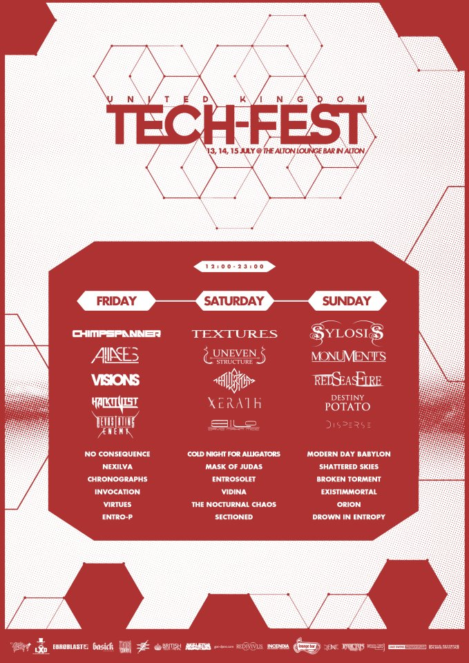 Tech-Fest Poster 28th May