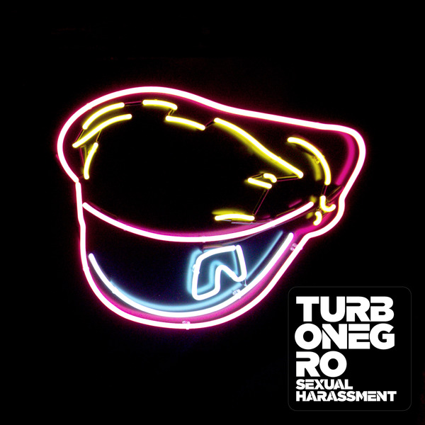Turbonegro Sexual Harassment Artwork