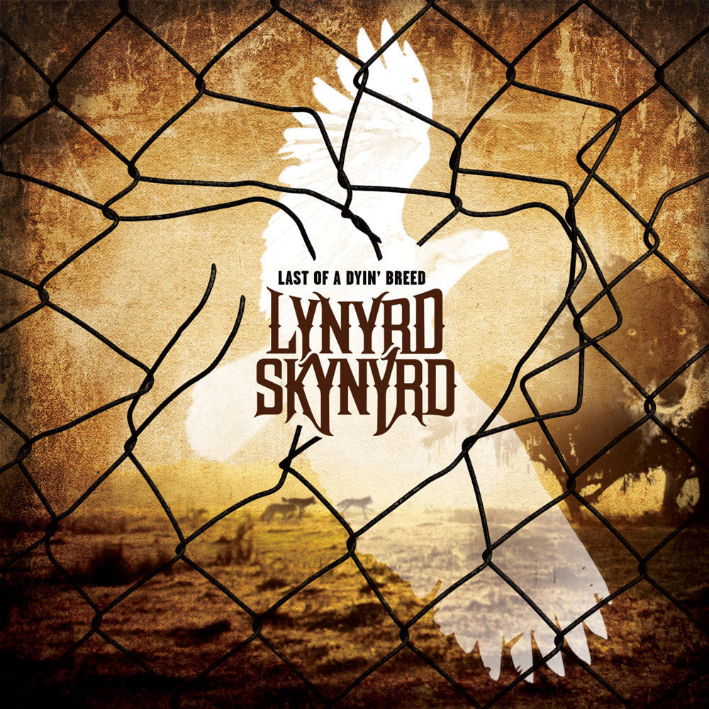 Lynyrd Skynyrd Last Of A Dyin' Breed artwork