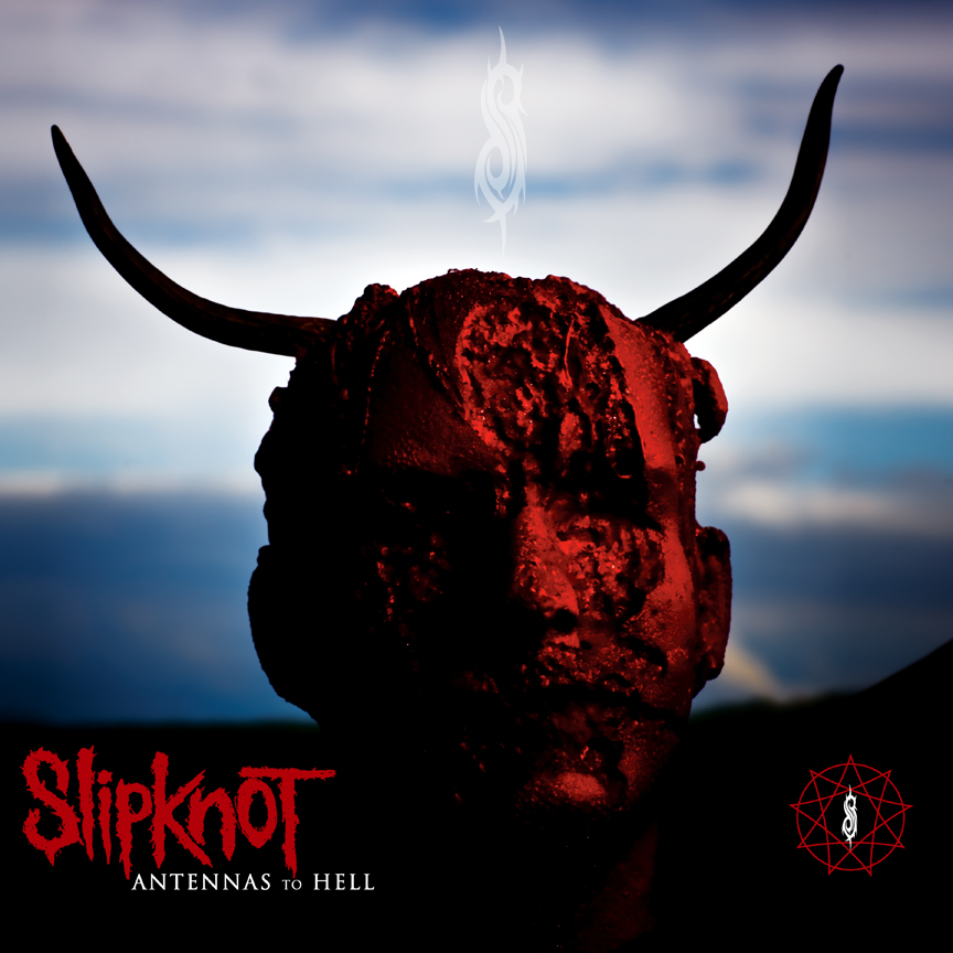 Slipknot Antennas To Hell Artwork