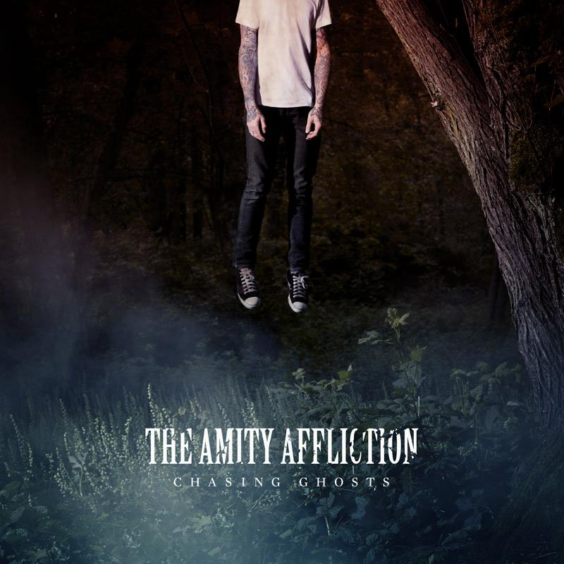 The Amity Affliction Chasing Ghosts Artwork