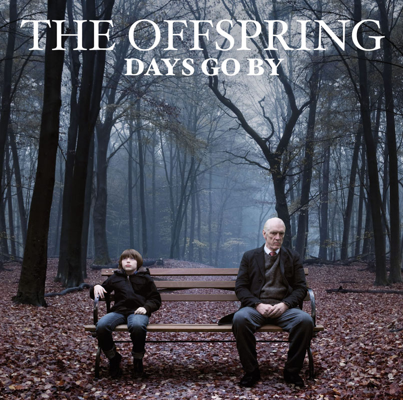 The Offspring Days Go By Artwork