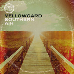 Yellowcard Southern Air Artwork Small