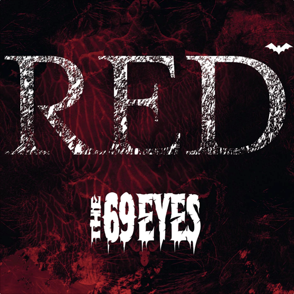 The 69 Eyes Red Artwork