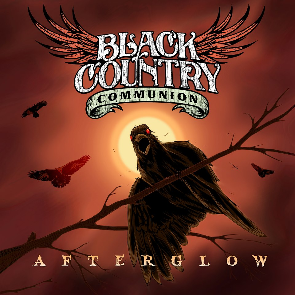 Black Country Communion Afterglow Artwork