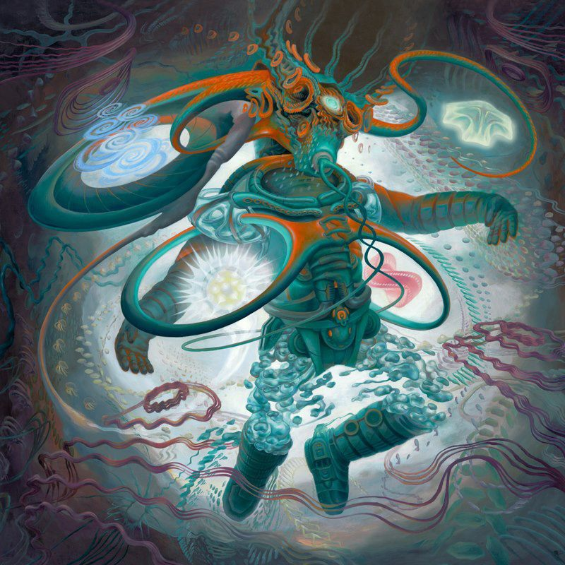 Coheed And Cambria The Afterman Ascension Artwork
