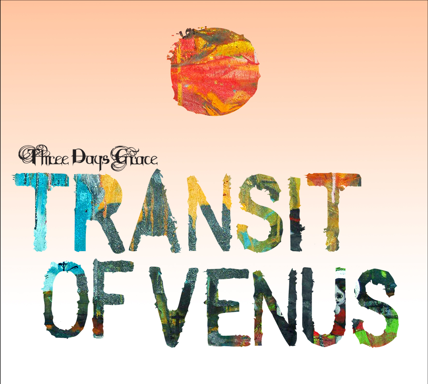 Three Days Grace Transit Of Venus Artwork